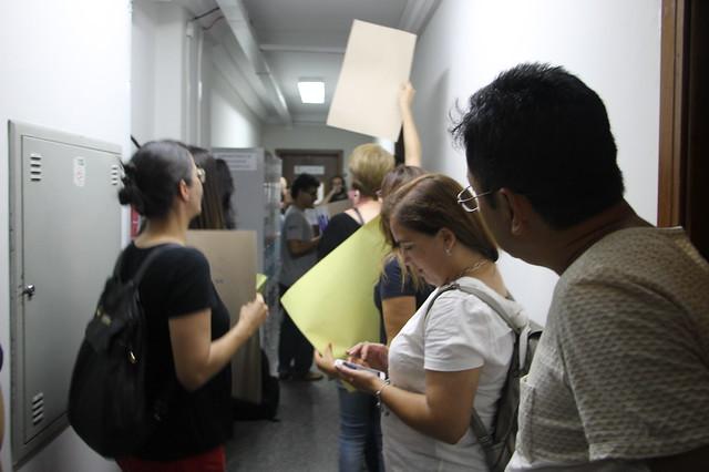 Manifestação 30 Horas - Campus Curitiba