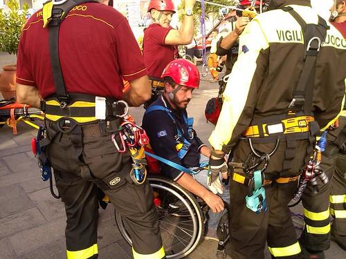 gestione emergenze in presenza di disabili
