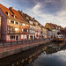 Colorful houses in Colmar by hsadura