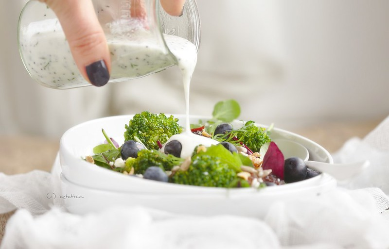 broccoli salad with poppyseed dressing