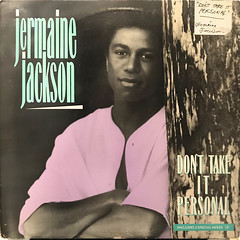 JERMAINE JACKSON:DON'T TAKE IT PERSONAL(JACKET A)