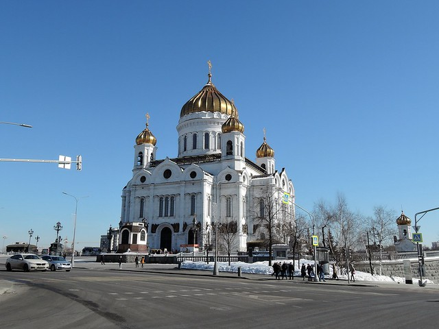 Храм Христа Спасителя, Nikon COOLPIX P340
