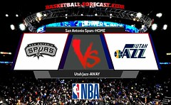 San Antonio Spurs-Utah Jazz Mar 23 2018