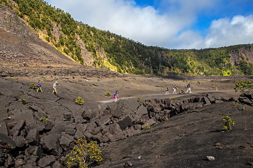 Off the Beaten Trail: Kīlauea Iki