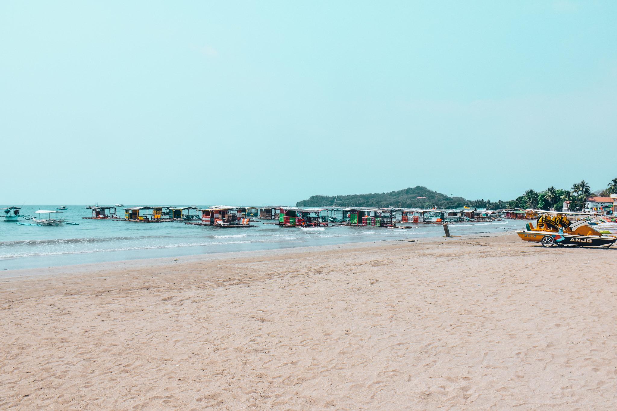 MATABUNGKAY BEACH 4