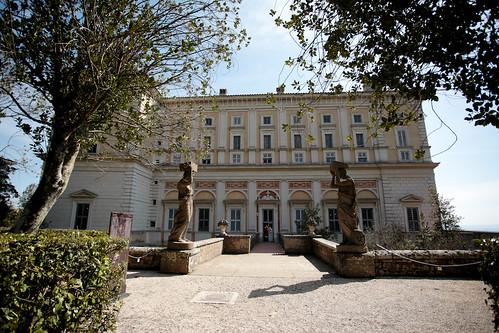 Palazzo Farnese: giardino