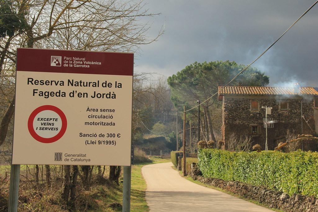 La Garrotxa Natural Park