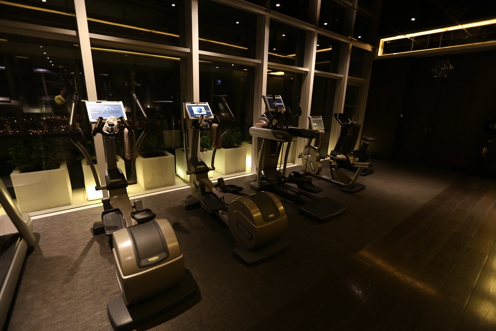Ritz-Carlton Hong Kong Pool and Gym 14