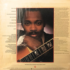 GEORGE BENSON:BREEZIN'(JACKET B)