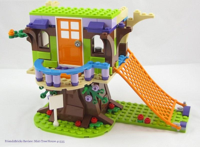 Heartlake Times Review 41335 Mias Tree House