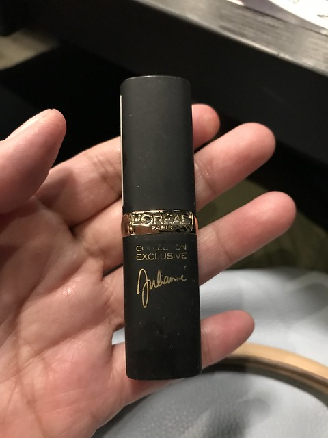 Loreal Julianne lipstick