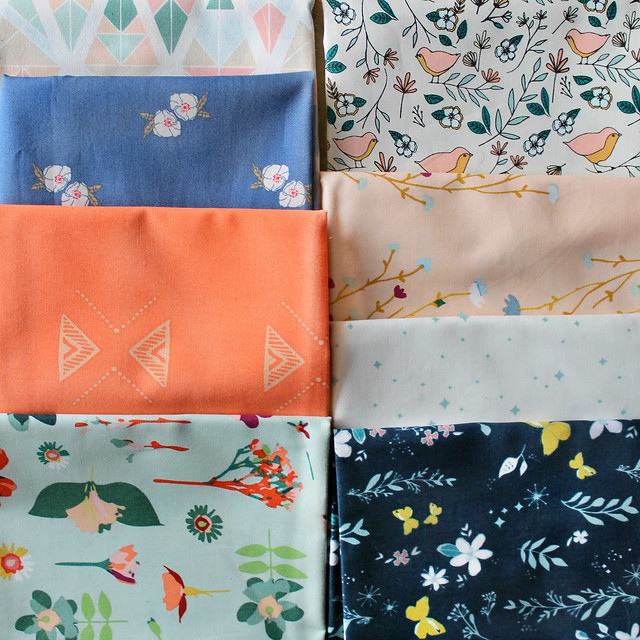 Week 7 Giveaway with Lady Belle Fabrics