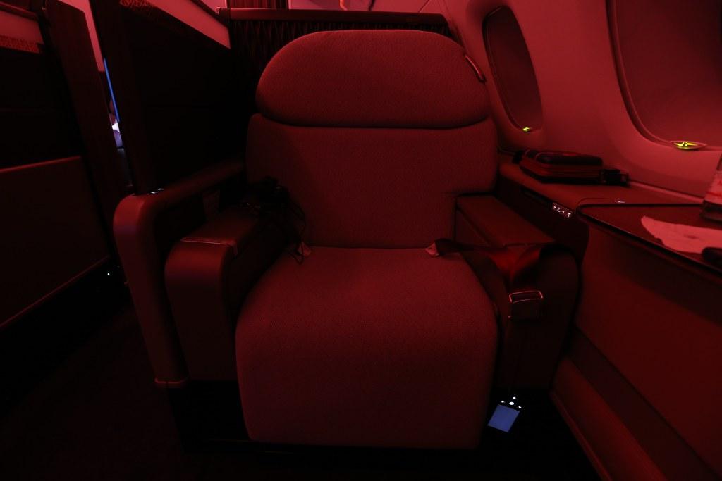 Qatar A380 First Class 67