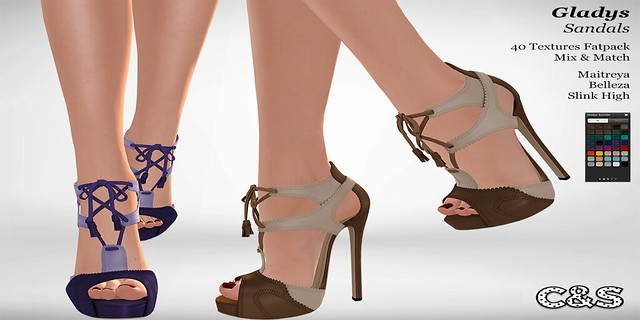 Chic&Shoes Gladys Sandals
