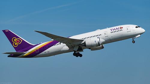 HS-TQC Thai Airways Boeing 787-8 Dreamliner