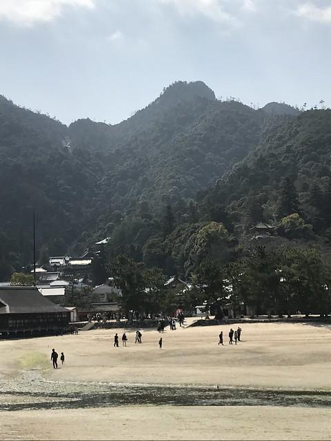Mt. Misen peak