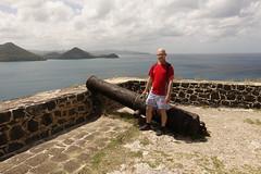 Chris Hunkeler at Fort Rodney