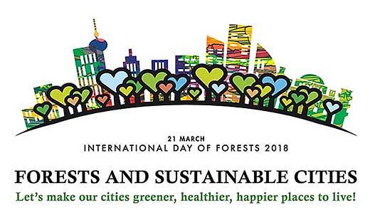 peringatan hari hutan sedunia 2018