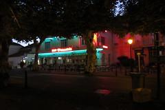 20120920 23 005 Jakobus Maubourguet Morgenstimmung Cafe Licht Bäume - Photo of Artagnan
