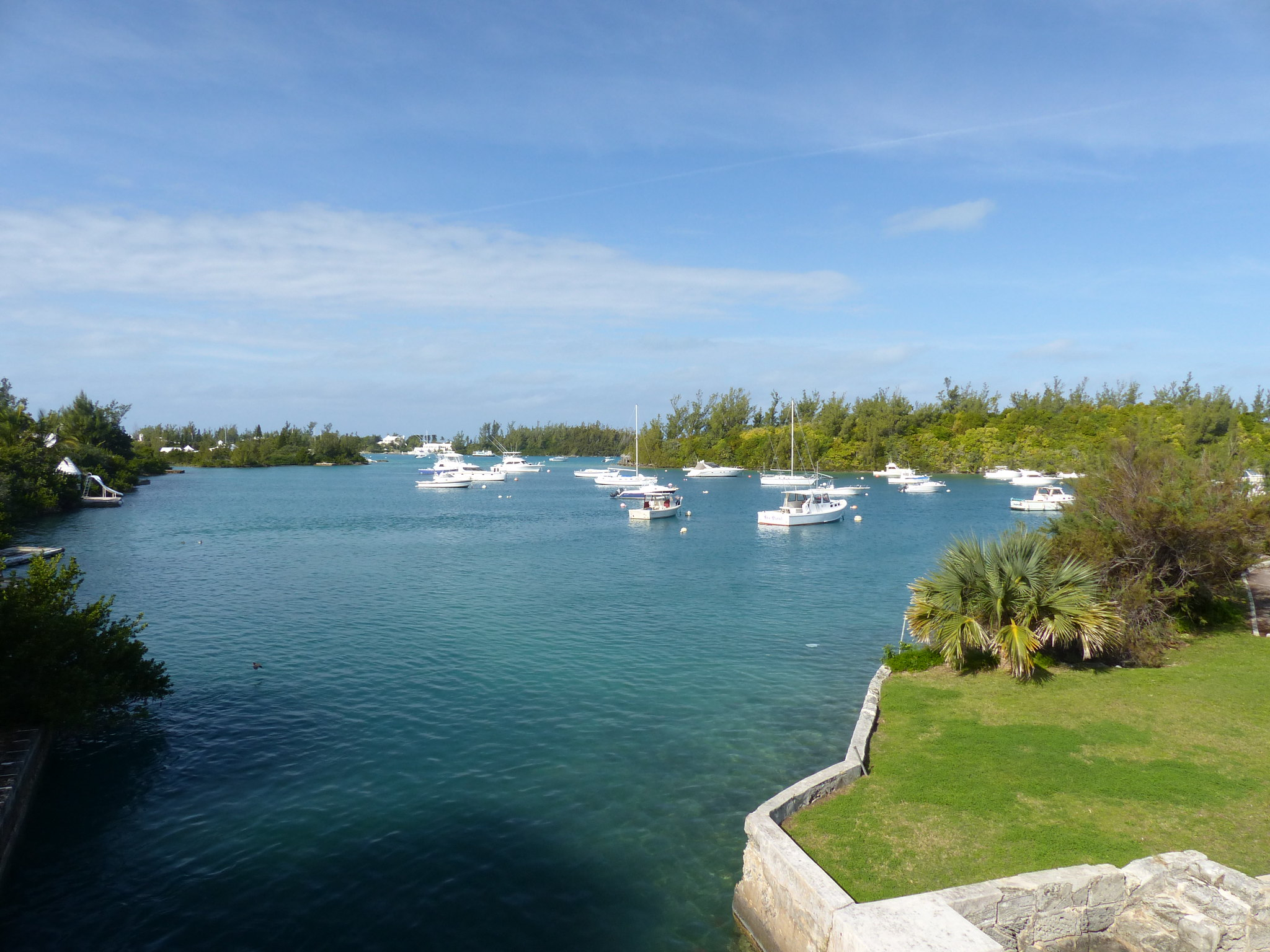 Bermuda Railway Trail - Ely's Harbour