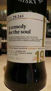SMWS 29.243 - A remedy for the soul