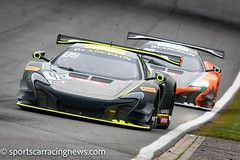Strakka Motorsport McLaren 650 S GT3 Blancpain Sprint Series Brands Hatch 2017 Sportscar Racing News