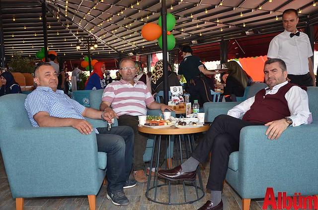 Yavuz Zortaş, Fevzi Aksoy, Mshar Aydın
