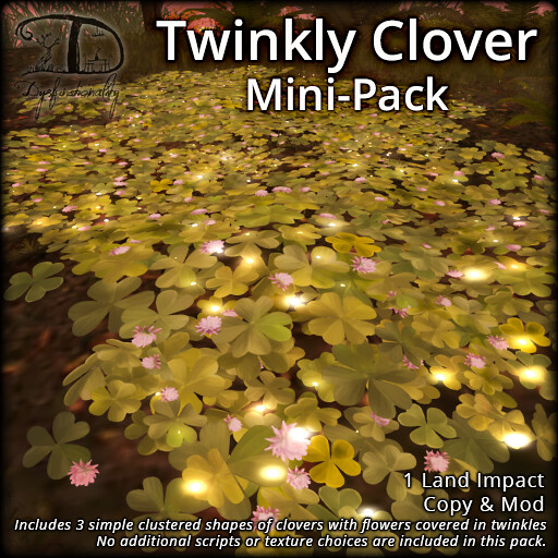 Twinkly Clover