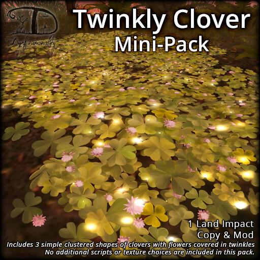 Twinkly Clover - TeleportHub.com Live!