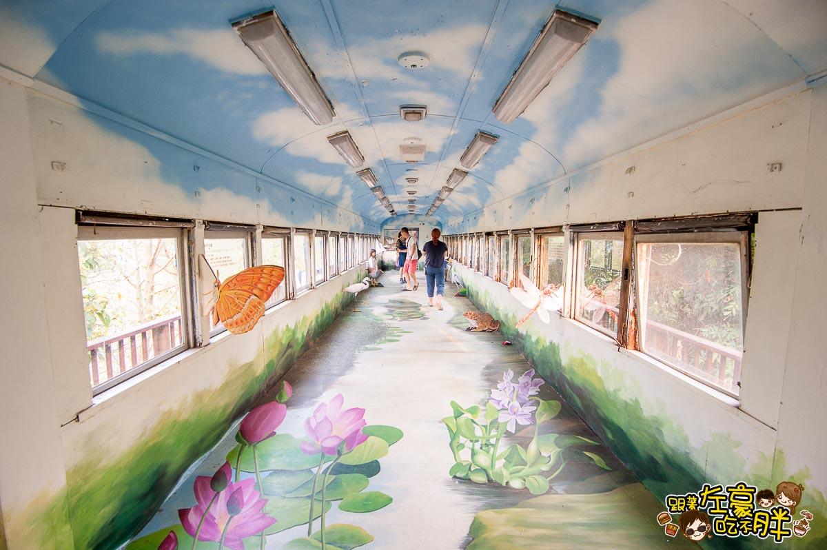 舊鐵橋(屏東端)花海-26