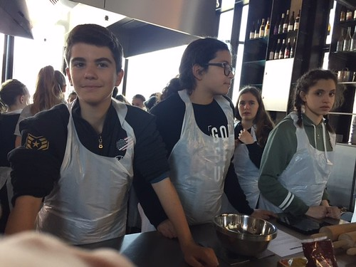 Cours de pâtisserie Echange Esp 2018