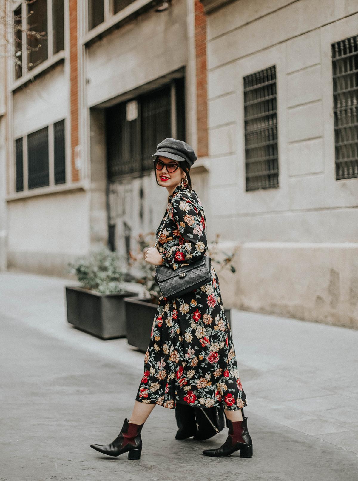 vestido-flores-midi-zara-botines-amazon-find-streetstyle5