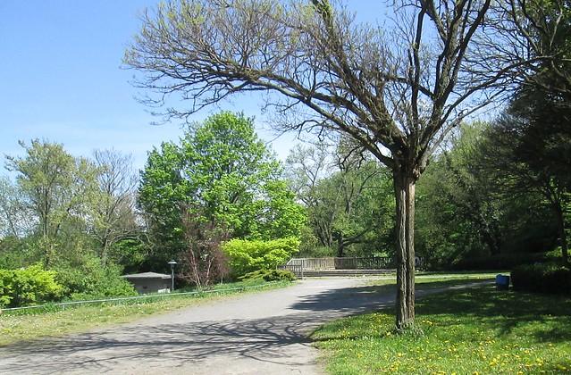 Park am Weissen See, Canon POWERSHOT A2500