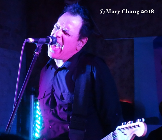 David Gedge of the Wedding Present at SXSW 2018