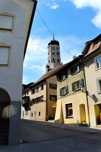 street view in Bludenz