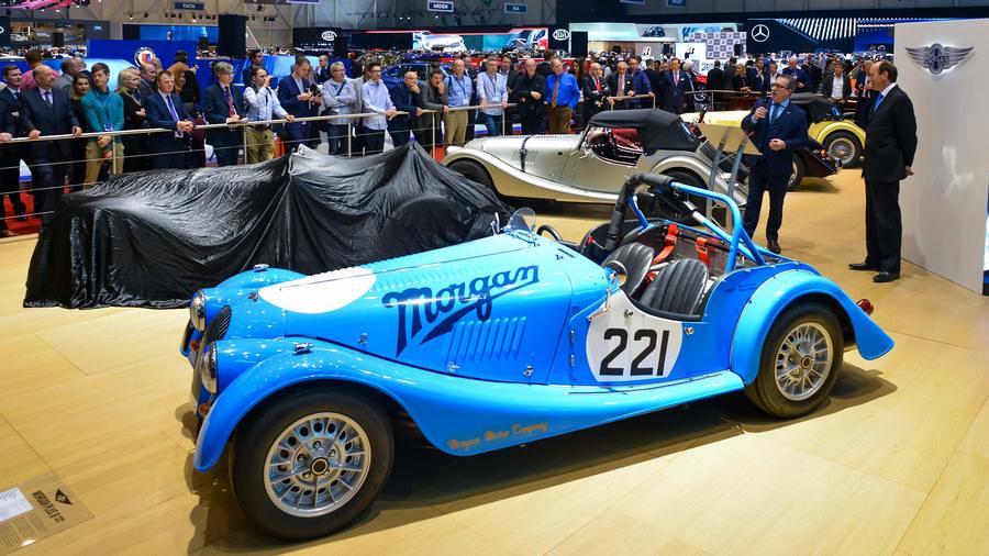 Morgan Motor na salonot vo Zeneva 2018
