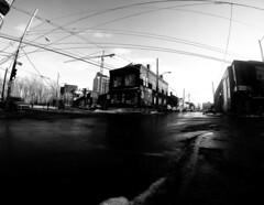 Corner of Ottawa & Montagne Wires