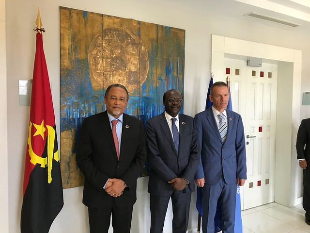 Launch of EU and UNCTAD project for Angola
