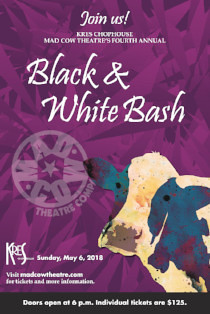 Mad Cow's Annual Black & White Bash