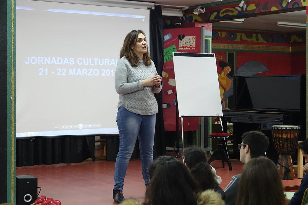 JORNADAS CULTURALES 2018 - CORTOS NO VIOLENCIA Y PAZ