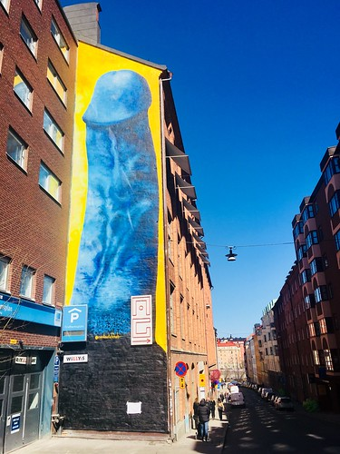 stockholm, sweden, april 2018 -