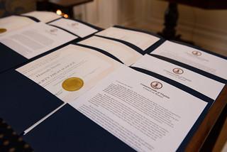4-18-2018 Virginia Council on Women STEM Essay Contest Awards
