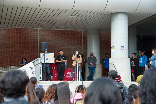 National Student Walkout @ San Diego City College