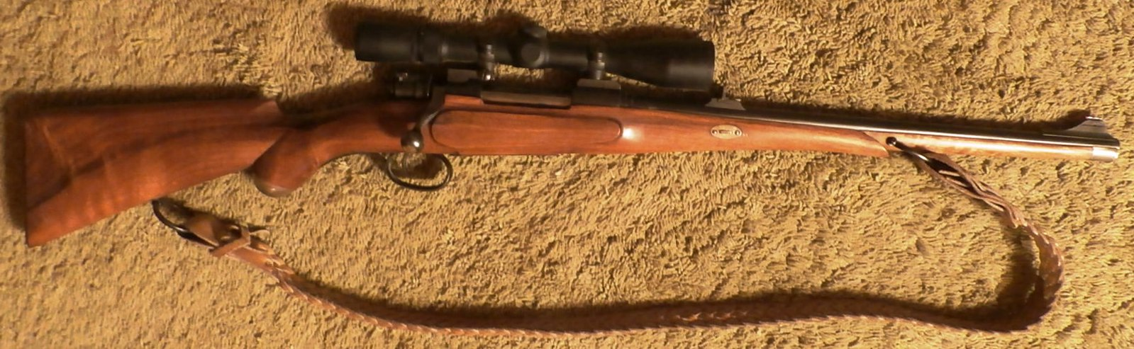 8mm Mauser for hunting   anyone ?!?! - 24hourcampfire