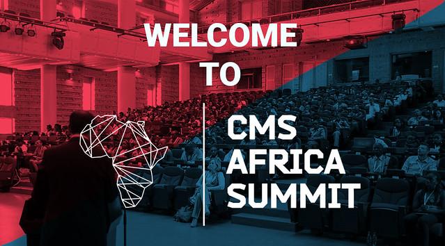 CMS Africa Summit 2018