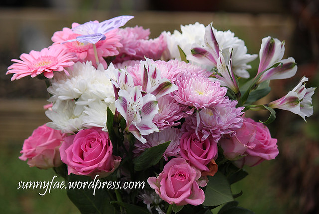 Mothers day flowers photo 1