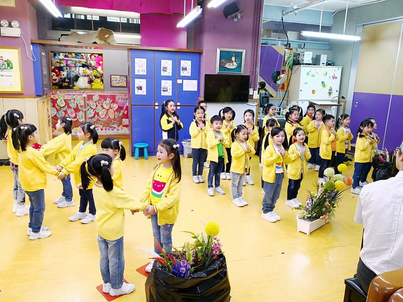 第70屆香港學校音樂節幼稚園音樂唱遊英文歌曲組比賽