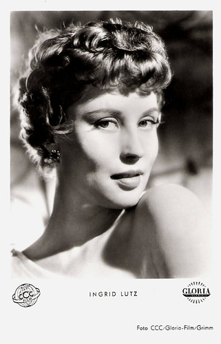 Ingrid Lutz in Du mein stilles Tal (1955)