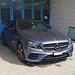 Mercedes remontée, terminée et livrée au client Carrosserie inter-union - 53 route de suisse, 1295 Mies Tél.022 755 45 30 - Fax. 022 779 03 28 Site internet: http://www.interunion.ch