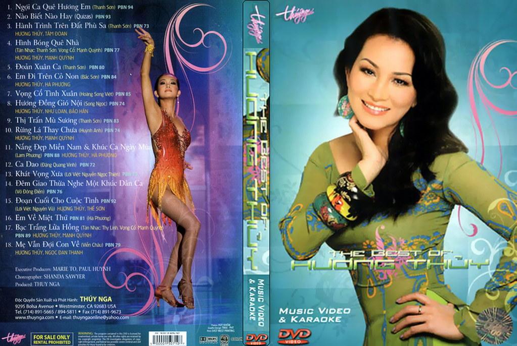 [Ca Nhạc & Karaoke] The Best Of Hương Thủy [DVD9.ISO]